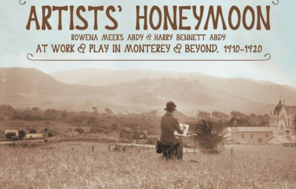 The book launch celebrates the rich artistic history of Monterey