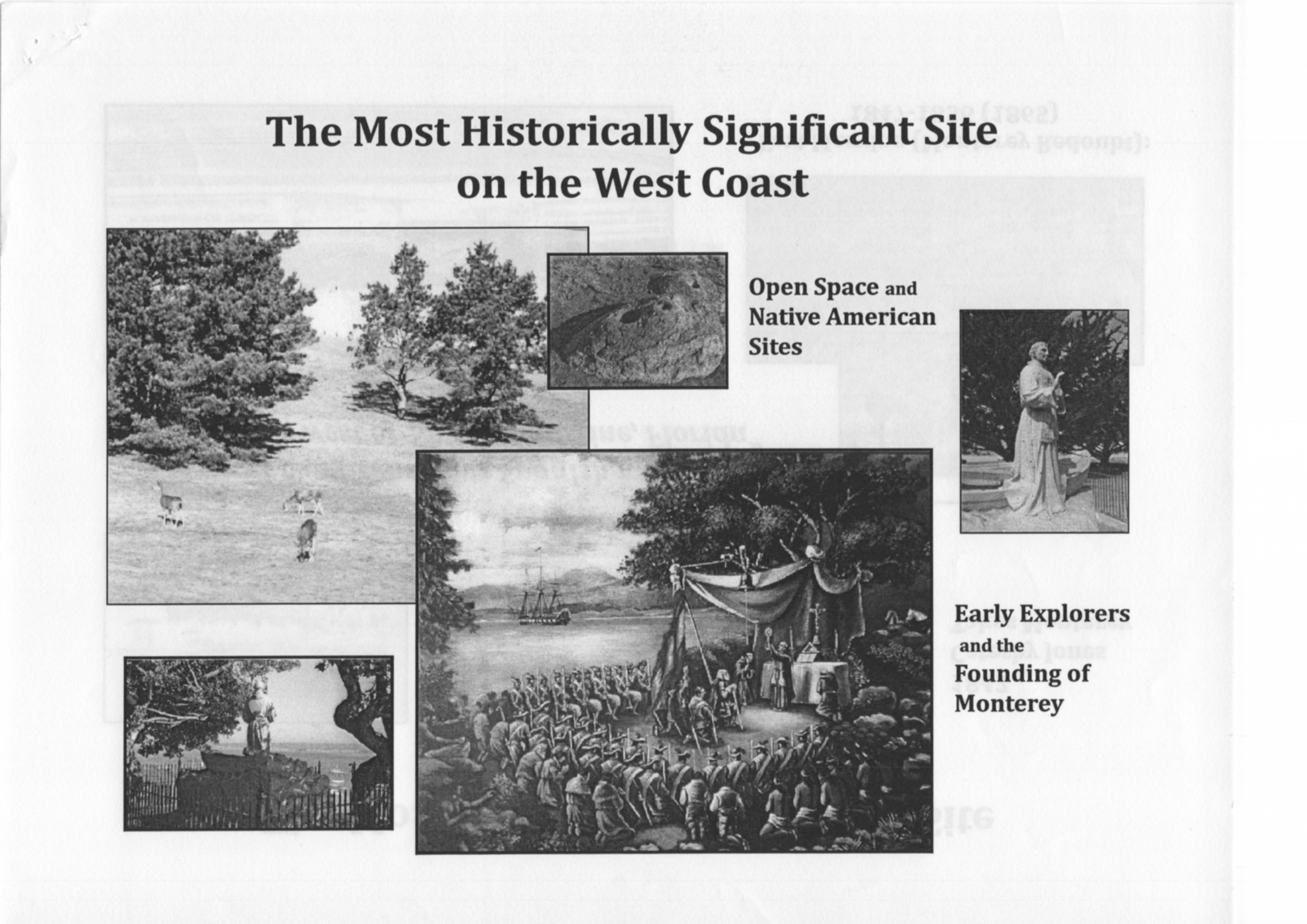 Lower Presidio Historic Park Project | Old Monterey Foundation