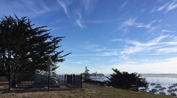 Lower Presidio Historic Park Walking Tour on Saturday, August 20 to focus on El Castillo de Monterey