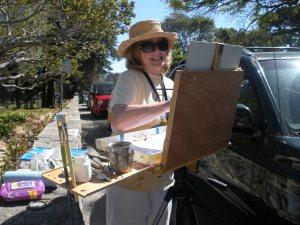 Bonnie Alfriend at work (4)