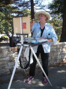 Carol Gray - artist and instructor
