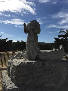 Headless Padre Serra