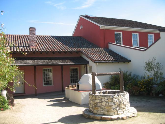 AUGUST 18 MARCIA F. DEVOE LECTURE ON THE PAST, PRESENT, AND FUTURE OF THE COOPER-MOLERA ADOBE