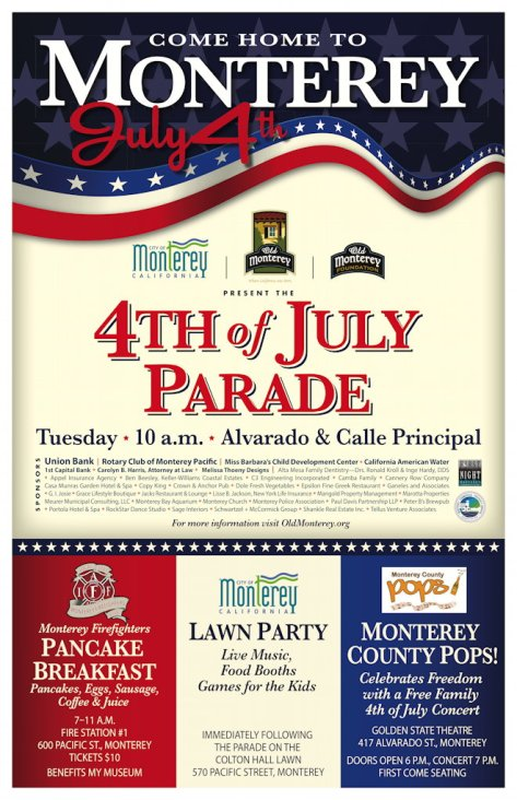 July 4th poster 2015