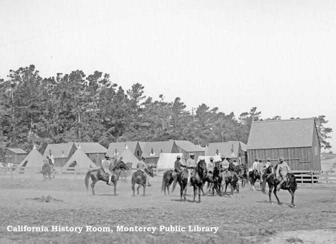 """Free Lecture on """"The Historic Buffalo Soldier Trail"""" Thursday, August 10"""