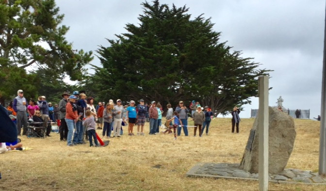"""Picnic in the Park at Lower Presidio Historic Park"" on Saturday, July 1 attracts hundreds of people to enjoy family-friendly event"