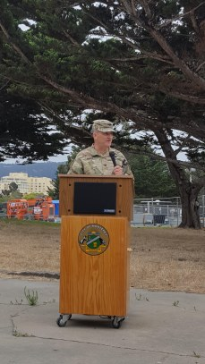 Groundbreaking Ceremony - Colonel Brown 6a