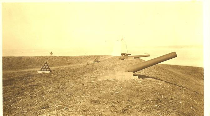 June 16 Lower Presidio Historic Park Walking Tour on American/California Period