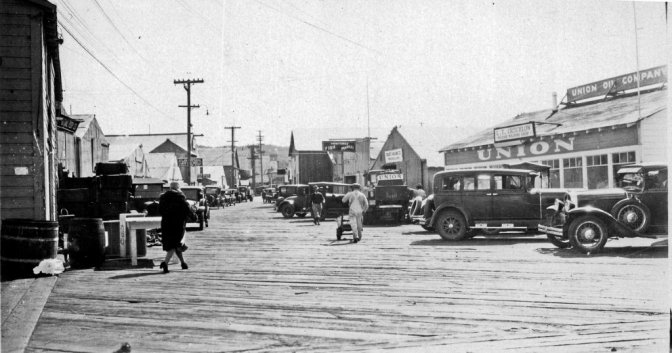 Free Lecture on Monterey's Old Fisherman's Wharf: Past, Present & Future, Thursday, October 19, 2017