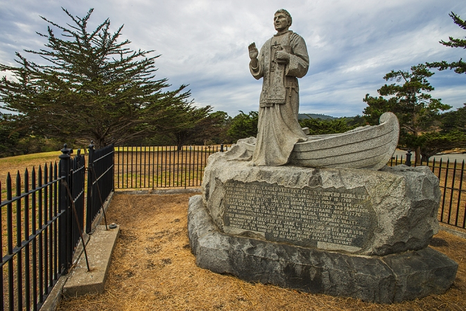 Lower Presidio Historic Park Walking Tours to focus on Saint Junipero Serra on Saturday, October 21, 2017