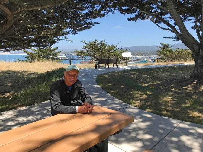 A Perfect Picnic Destination! Old Monterey Foundation and the City of Monterey Add New Picnic Tables to Lower Presidio Historic Park
