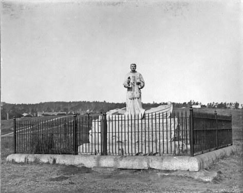 Saint Serra Statue