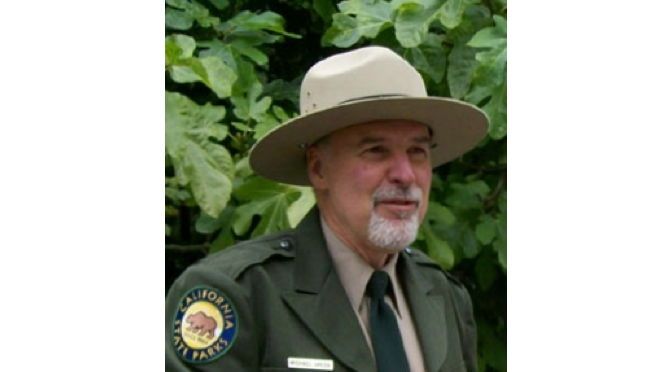 Free Lecture on 30 Years in California State Parks Wednesday, June 5