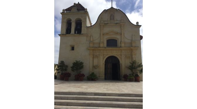 Free Lecture on The History and Restoration of the Royal Presidio Chapel Wednesday, August 21